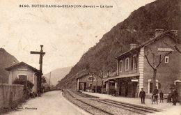 Notre Dame De Briançon  La Gare Grimal - France