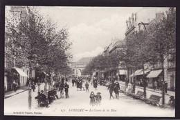 Mi1779) LORIENT Cours De La Bove Animé Cpa Ecrite 1916 (TTB état) - Lorient