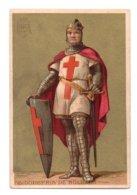 (Chromos) Hachette, Ducoudray 3 Vol 15 Godefroi De Bouillon - Chromos