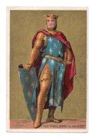 (Chromos) Hachette, Ducoudray 3 Vol 18 Philippe-Auguste - Chromos
