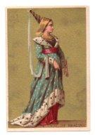 (Chromos) Hachette, Ducoudray 3 Vol 34 Anne De Beaujeu - Chromos