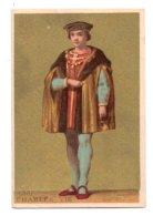 (Chromos) Hachette, Ducoudray 3 Vol 35 Charles VIII - Chromos