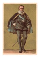 (Chromos) Hachette, Ducoudray 3 Vol 45 Henri IV - Chromos