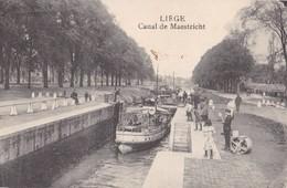 LIEGE - Canal De Maestricht - Liege