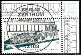 BRD - Mi 2274 ECKE REO - Zentrisch OO Gestempelt (B) - 56C     Museumsinsel Berlin - Gebruikt