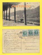 CPA NAMUR  Vue Prise à JAMBES 1923 - Namur