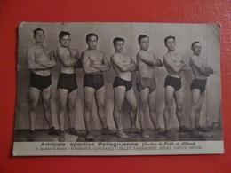 CPA AMICALE SPORTIVE PELLEGRUENNE - Weightlifting