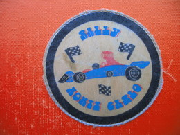 RALLY MONTE CARLO - Patches