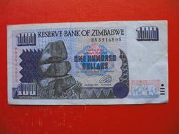 100 DOLLARS - Zimbabwe