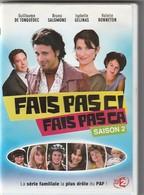 DVD Fais Pas Ci  Fais Pas ça  SAISON 2   Etat: TTB Port 140 Gr - TV Shows & Series