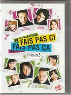 DVD Fais Pas Ci  Fais Pas ça  SAISON 3   Etat: TTB Port 140 Gr - TV Shows & Series