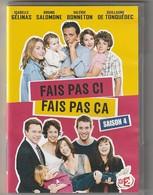 DVD Fais Pas Ci  Fais Pas ça  SAISON 4   Etat: TTB Port 140 Gr - TV Shows & Series