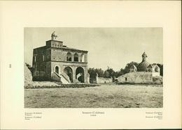 Kupfertiefdruck : Aus Lauria - Scanzano (Calabrien) - Gehöft - Italien - Prints & Engravings
