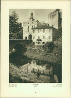 Kupfertiefdruck : Cittadella - Stadttor - Castelfranco - Veneto - Estampes & Gravures