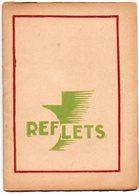 Reflets. Revue Mensuelle Du Kdo 893 / Stalag XIB + Union Pétain. N° 6 / Avril 1943. 3 Scans. RRR - Historische Documenten