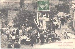 FR66 SAILLAGOUSE - Labouche 415 - Procession De La Fête Dieu - Très Animée - Belle - Autres Communes