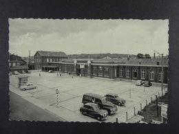 CPSM Erquelinnes La Gare - Erquelinnes