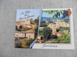 CARTE POSTALE   DE  JARNIOUX - France