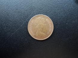 ROYAUME UNI : 1/2 NEW PENNY   1973   KM 914    SUP - 1971-… : Monnaies Décimales