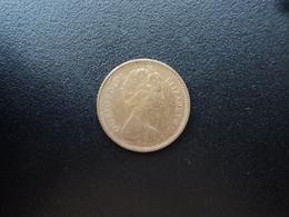 ROYAUME UNI : 1/2 NEW PENNY   1976   KM 914    SUP - 1971-… : Monnaies Décimales