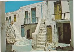 Paros - A Picturesque Spot - Coin Pittoresque - (Cyclades, Greece) - Griekenland