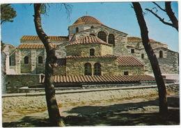 Paros - The 'Ekatontapyliani' Church - L'église - (Cyclades, Greece) - Greece
