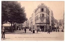 1860 - Paris ( 20e ) - Carrefour De La Rue Du Liban Et Julien Lacroix - J.L.C. - N°568 - - Arrondissement: 20