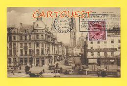 CPA  ANVERS Canal Au Sucre  1931 - Antwerpen