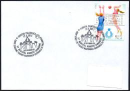 VOLLEYBALL - GENOVA 2015 - GIOCHI DI MAGGIO 2015 - XXXIV TORNEO NAZIONALE GIOVANILE DI PALLAVOLO - Pallavolo