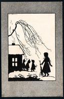 B5003 - Johanna Beckmann Künstlerkarte - Märchen - Die Drei Männlein Im Walde - Verlag Portsdam - Fairy Tales, Popular Stories & Legends