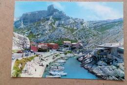 LE PORT DE CALLELONGUE - Environs De Marseille ( 13 Bouches Du Rhone ) - France