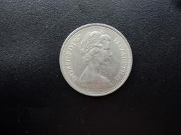 ROYAUME UNI : 5 NEW PENCE   1968   KM 911     SUP - 1971-… : Monnaies Décimales
