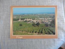 CARTE  POSTALE    DE   ST   LAGER - France