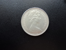 ROYAUME UNI : 5 NEW PENCE   1969   KM 911     SUP - 1971-… : Monnaies Décimales