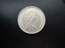 ROYAUME UNI : 5 NEW PENCE   1970   KM 911     TTB - 1971-… : Monnaies Décimales