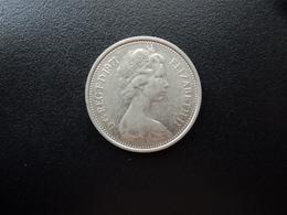 ROYAUME UNI : 5 NEW PENCE   1971   KM 911     SUP+ - 1971-… : Monnaies Décimales