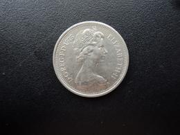 ROYAUME UNI : 5 NEW PENCE   1975   KM 911     SUP+ - 1971-… : Monnaies Décimales