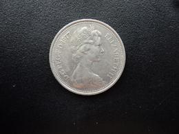 ROYAUME UNI : 5 NEW PENCE   1977   KM 911     SUP / SUP+ - 1971-… : Monnaies Décimales