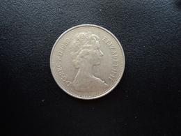 ROYAUME UNI : 5 NEW PENCE   1980   KM 911     SUP - 1971-… : Monnaies Décimales