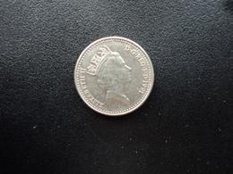 ROYAUME UNI : 5 PENCE   1991   KM 937b      SUP+ - 1971-… : Monnaies Décimales