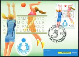 VOLLEYBALL - ITALIA ROMA 2014 - XVII CAMPIONATO MONDIALE DI PALLAVOLO FEMMINILE - MAXIMUM - Pallavolo