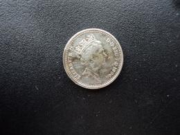 ROYAUME UNI : 5 PENCE   1996   KM 937b      SUP+ - 1971-… : Monnaies Décimales