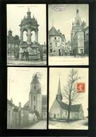 Beau Lot De 20 Cartes Postales De France Eure - Et - Loir    Mooi Lot Van 20 Postkaarten Van Frankrijk ( 28 ) - 20 Scans - Cartes Postales