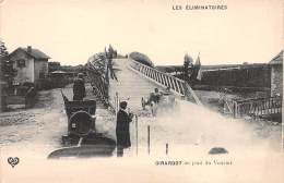 63 . N° 48171 . Girardot Au Pont De Vauriat . Les Eliminatoires.course De Voitures.rallye.pilote.coupe Gordon-bennett - France