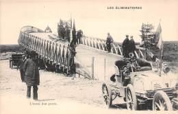 63 . N° 48172 . L Essai Des Ponts . Les Eliminatoires.course De Voitures.rallye.pilote.coupe Gordon-bennett - Autres Communes