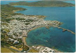 Mykonos - General View By Air - Vue Générale Aérienne  - (Cyclades, Greece) - Griekenland