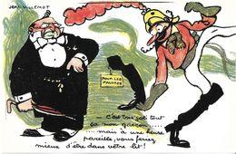 REPRODUCTION VOIR VERSO ADECA NEUDIN N°153 J. VILLEMOT POUR LES PAUVRES GALA H. MONNIER - Andere Illustrators