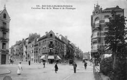 Molenbeek - Carrefour Rue De La Meuse Et De Flessingue (animée, Au Bon Marché) - Molenbeek-St-Jean - St-Jans-Molenbeek