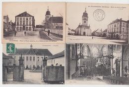70 - VILLERSEXEL / LOT De 10 CPA - Other Municipalities