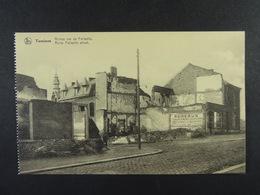Tamines Ruines Rue De Falisolle - Sambreville